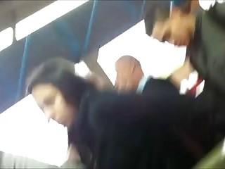 Argentina le gusta que le restrieguen la pija por el culo